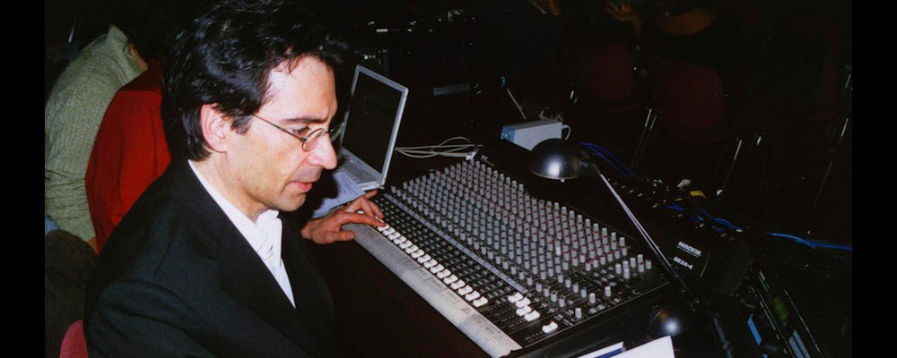 John Palmer, Rome, 2005