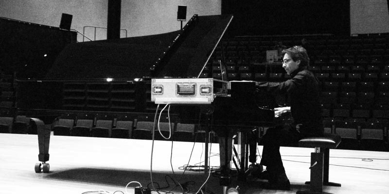 John Palmer, Contemporanea Festival, 2012