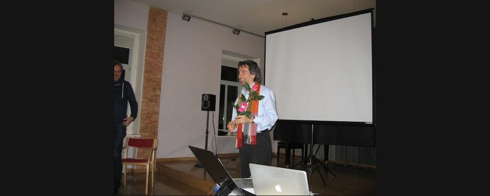 John Palmer, Riga - Arena Festival, 2014