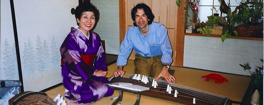 John Palmer, Tokyo, 2001